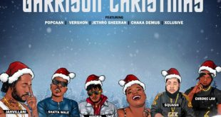 SHATTA WALE BAGS ANOTHER INTERNATIONAL FEATURE AS HE APPEARS ON JAMAICAN GARRISON CHRISTMAS ALBUM