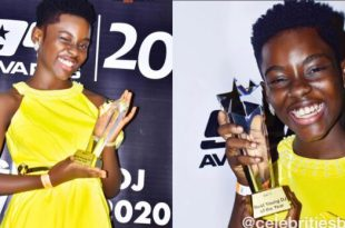 DJ SWITCH WINS 2020 BEST YOUNG DJ