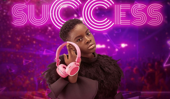 Ghana's DJ Switch features in Apples promo for new Mac chip
